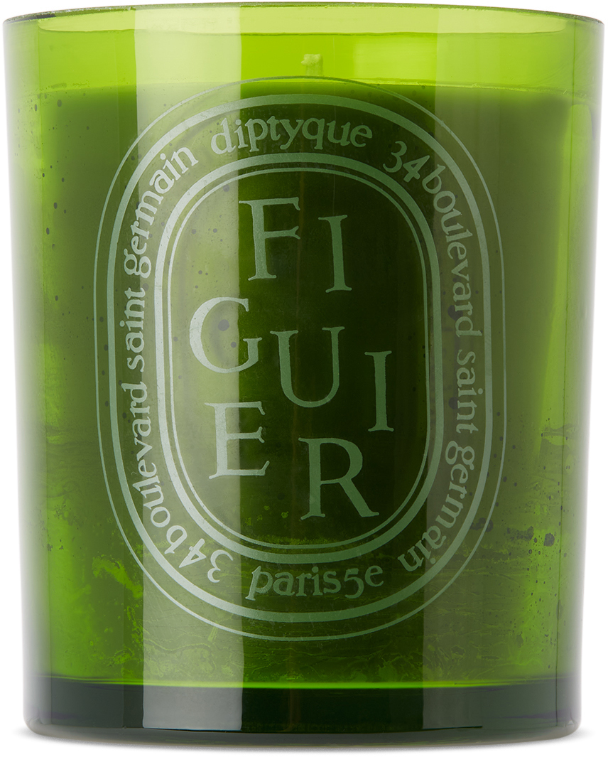 Green Fig Tree Scented Candle
