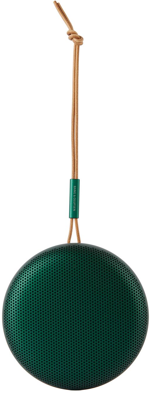 Green Waterproof Beosound A1 2nd Gen Speaker