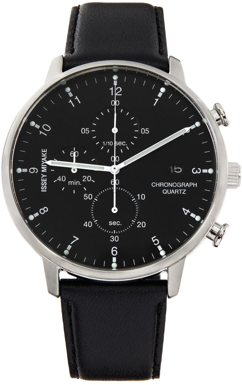 Black C Model Classic Watch