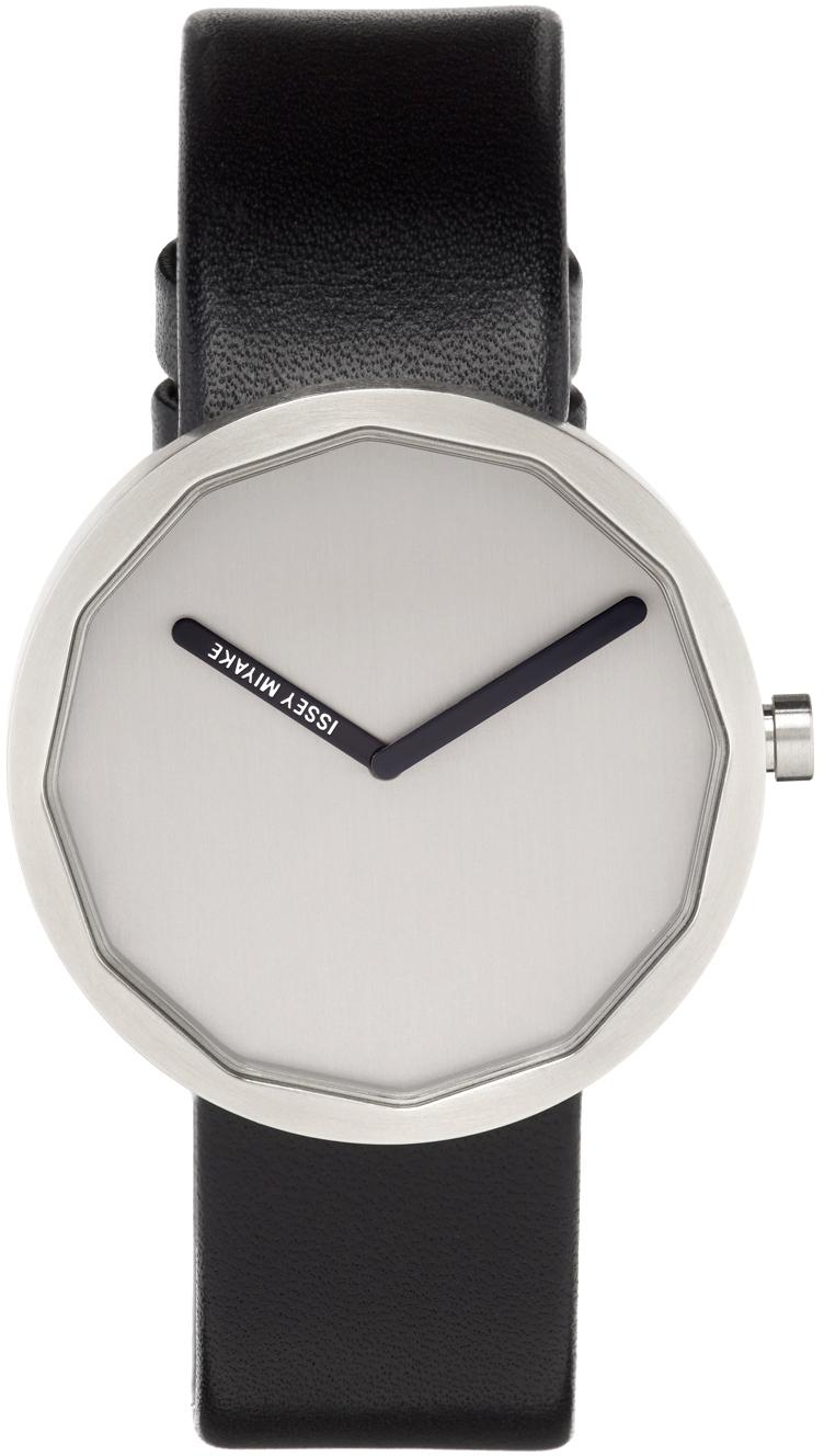 Black & Grey Twelve Model Watch