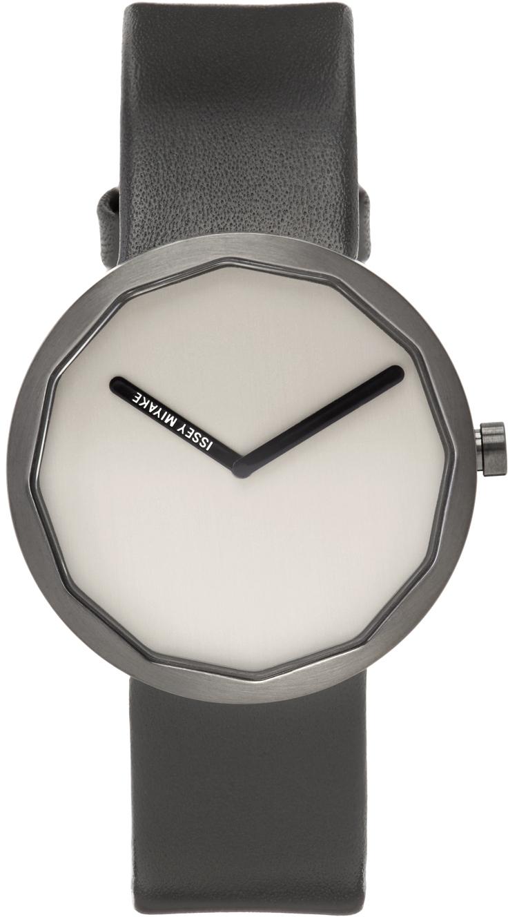 Grey Twelve Model Watch