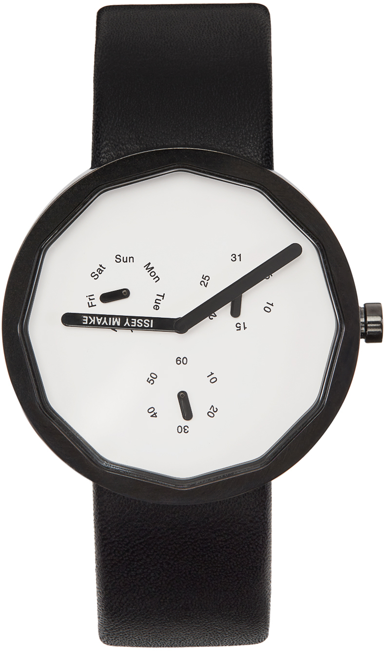 White & Black Twelve 365 Watch
