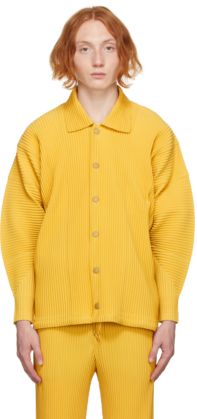 Yellow Monthly Color August Jacket