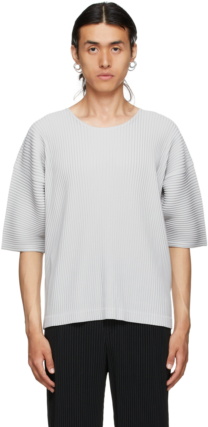 Grey Monthly Color June T-Shirt