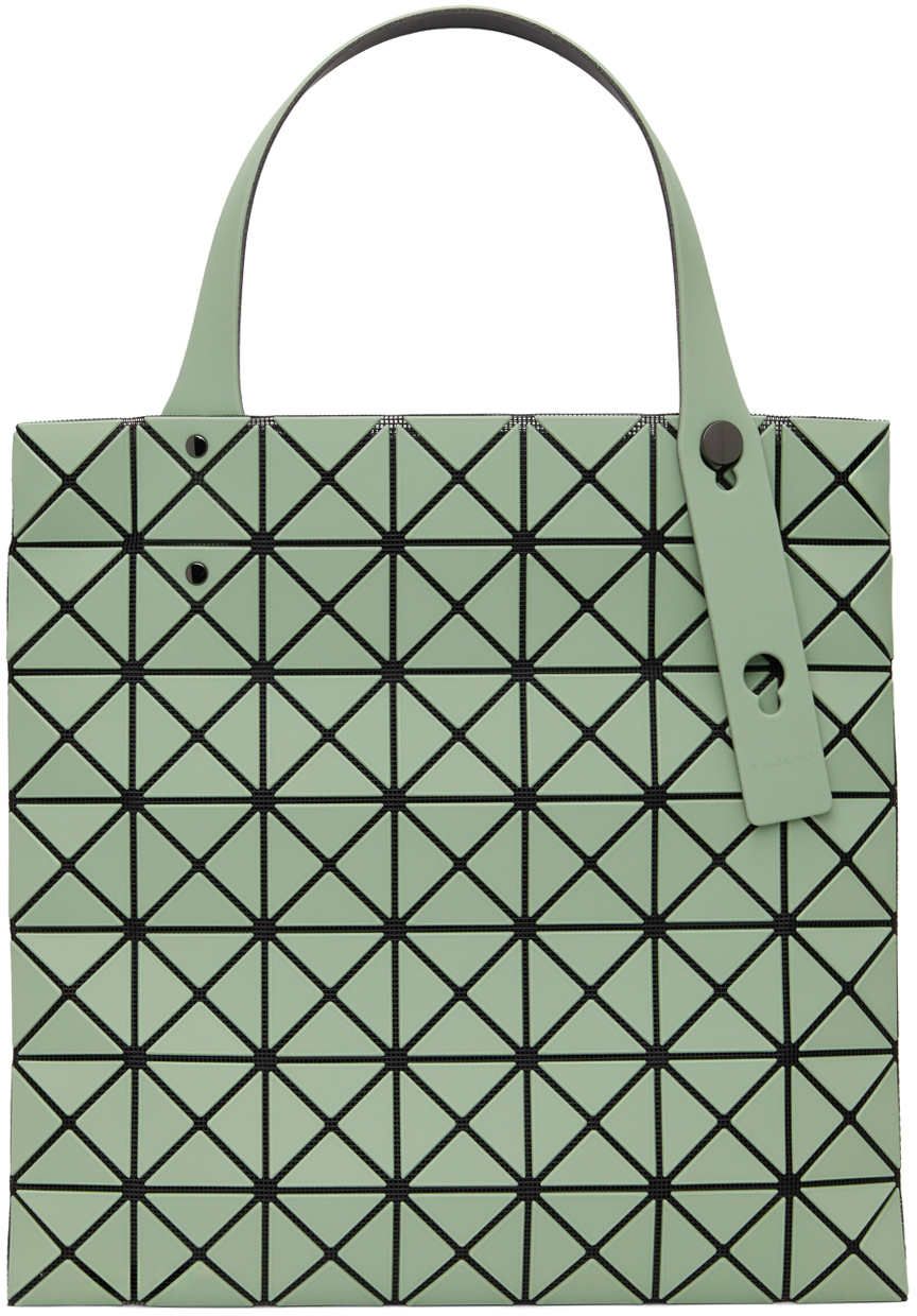 Green Prism Frost Tote