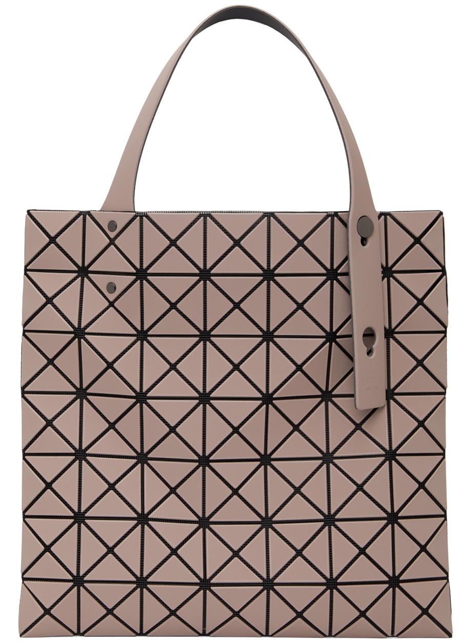 Brown Prism Frost Tote