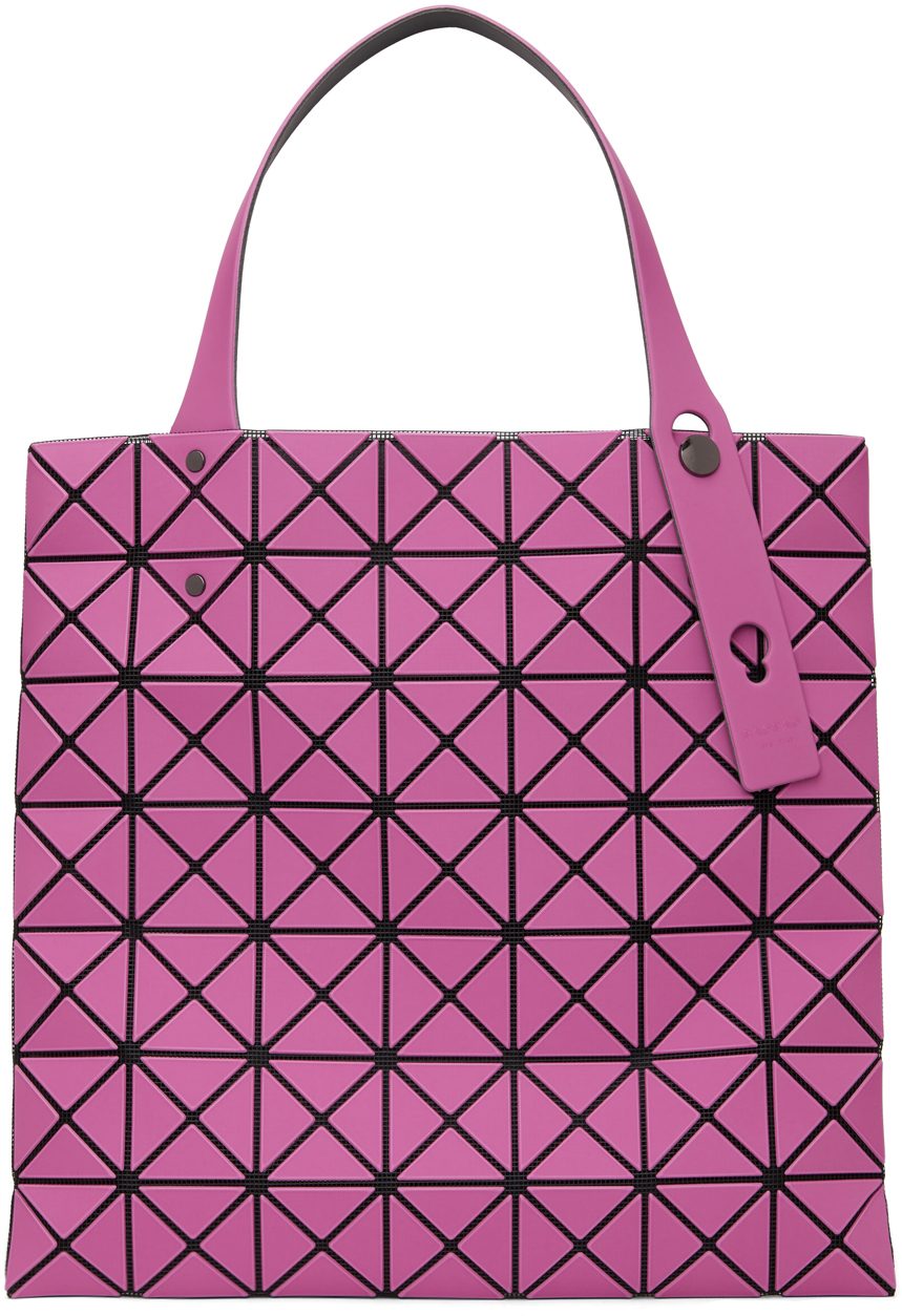 Pink Prism Frost Tote