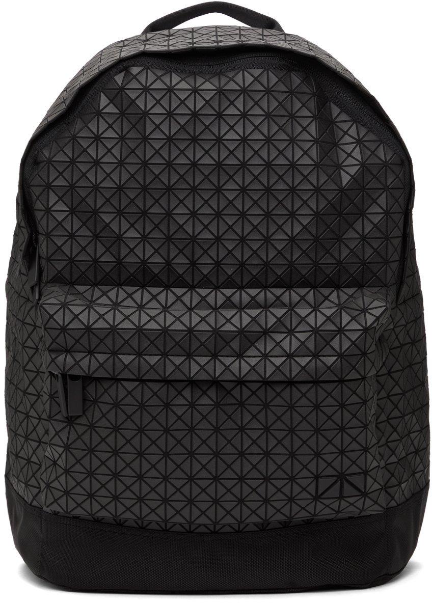 Black Matte Daypack Backpack