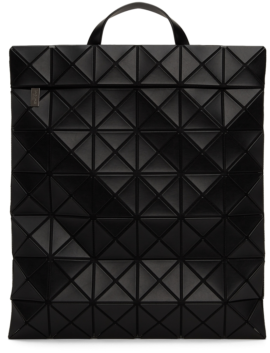 Black Flat Pack Backpack