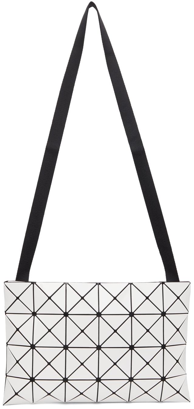 White Lucent Crossbody Bag