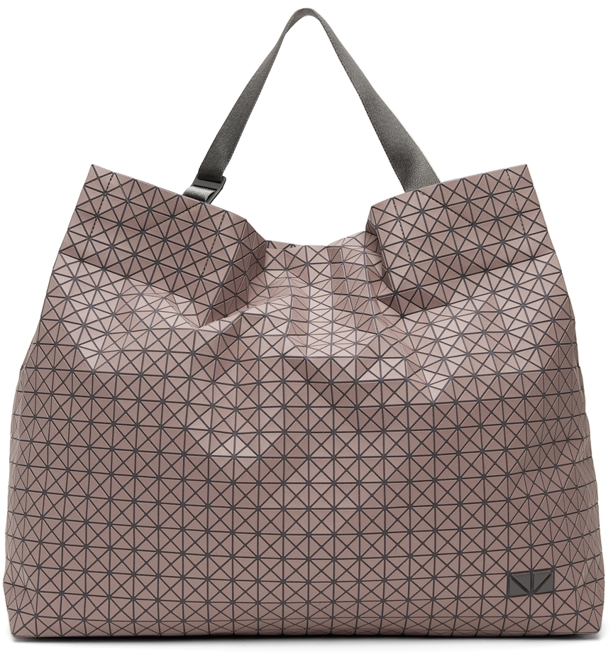 Pink One-Tone Cart Tote