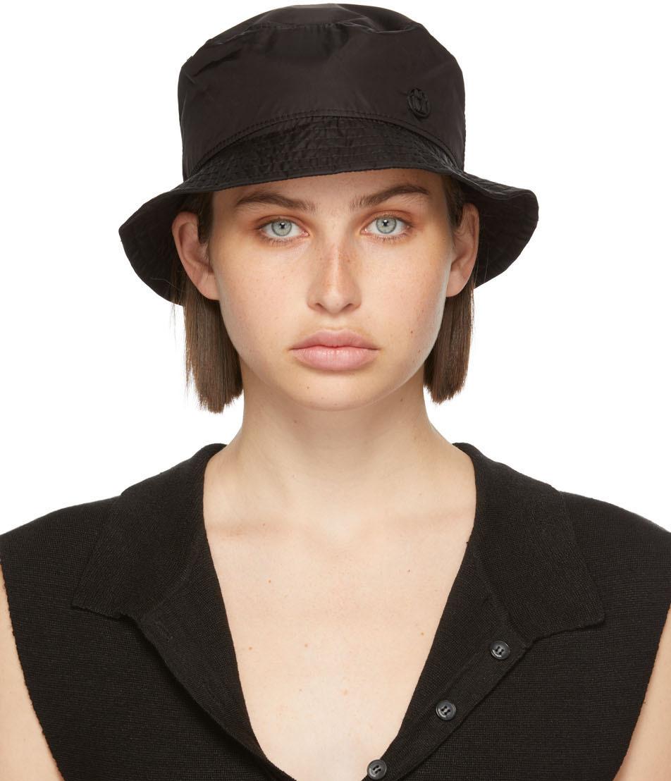 Black Jason Bucket Hat
