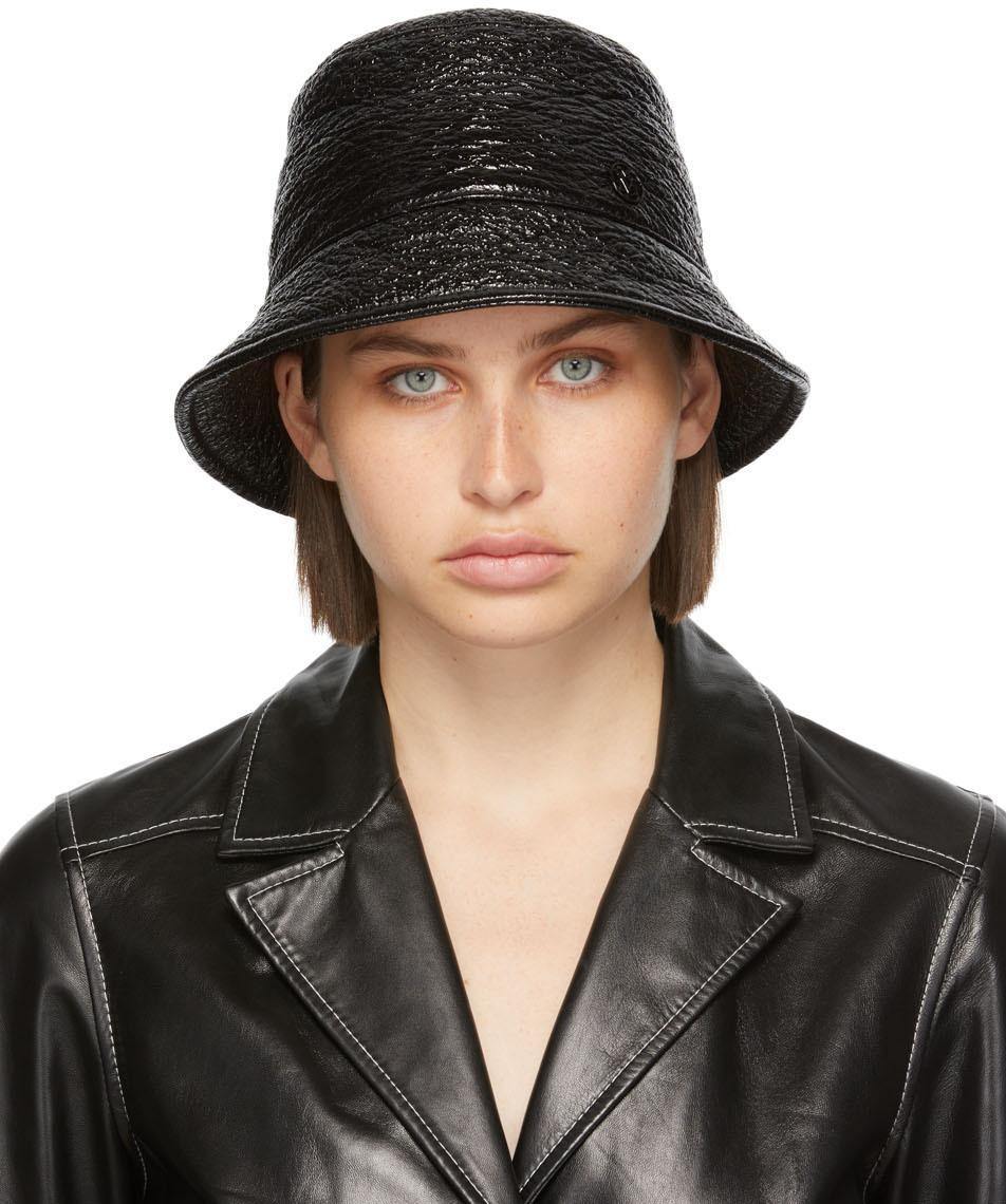 Black Souna Bucket Hat