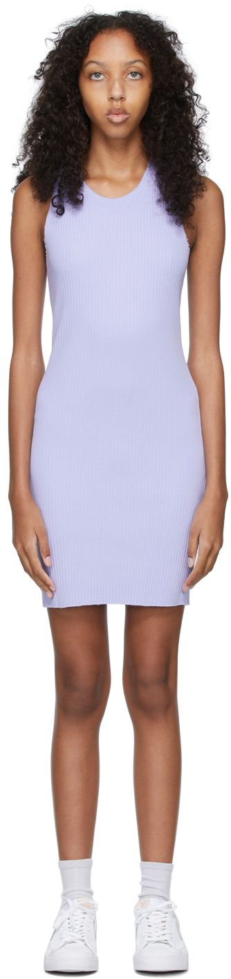 SSENSE Exclusive Purple Ibiza Dress
