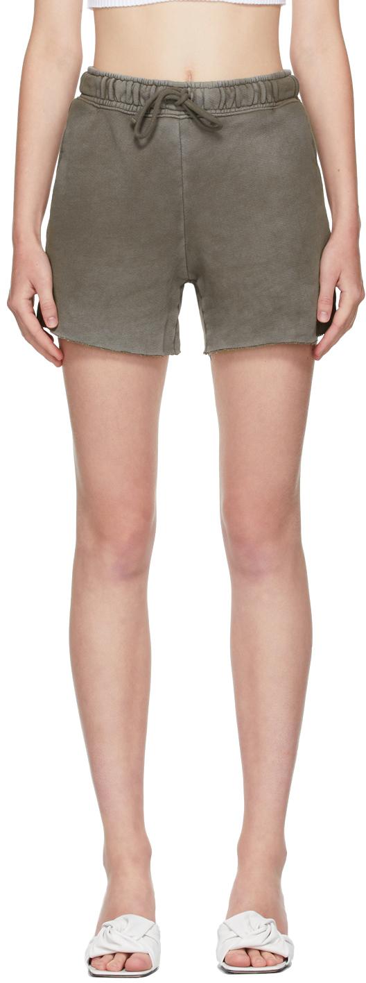 Taupe Brooklyn Shorts