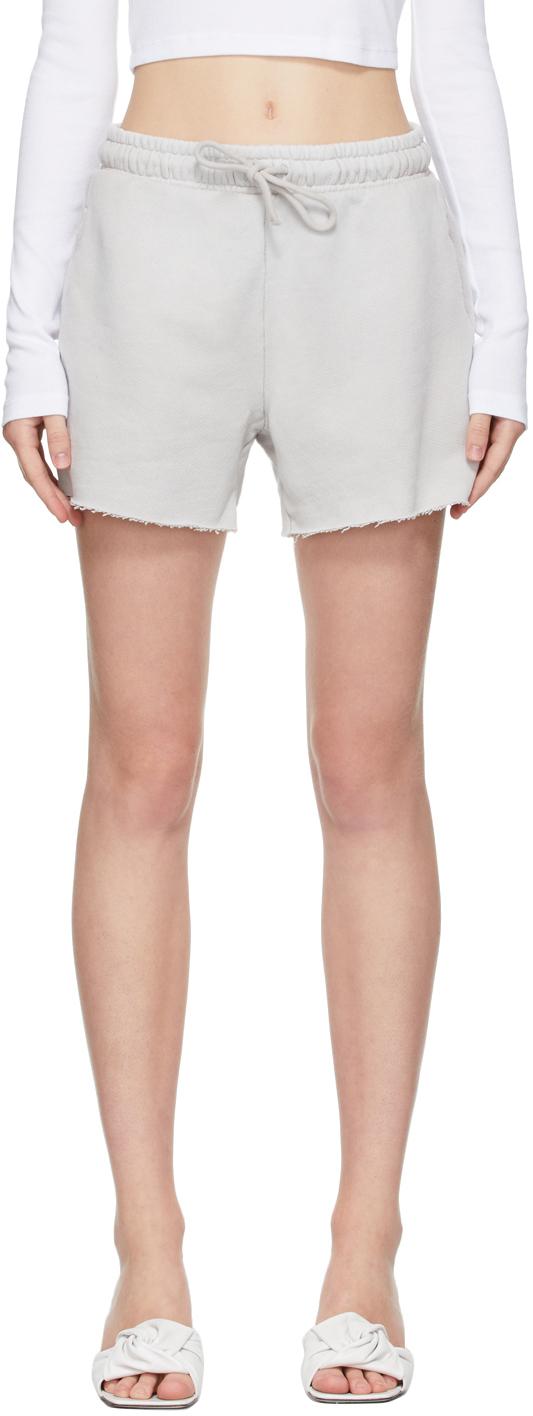 Grey Brooklyn Shorts