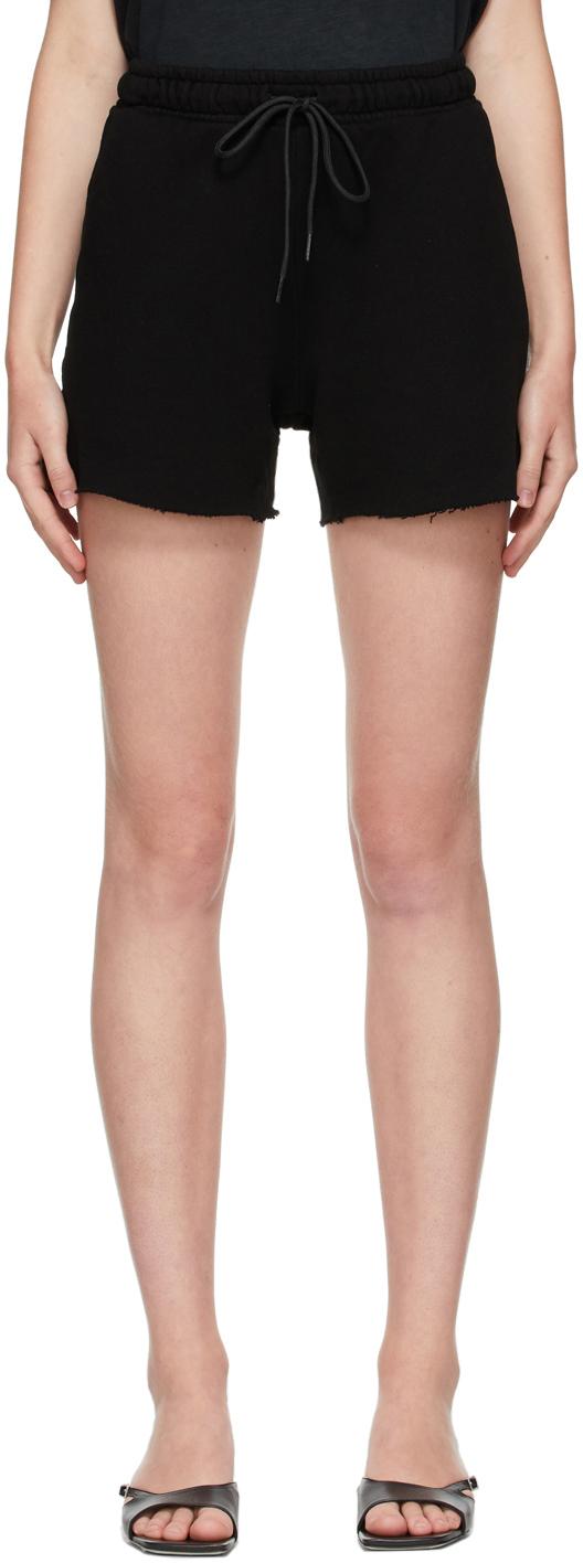 Black Brooklyn Shorts