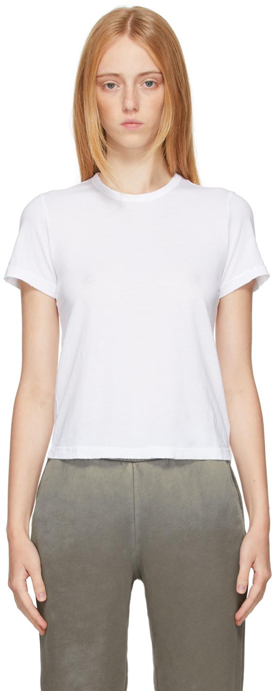 White Standard T-Shirt