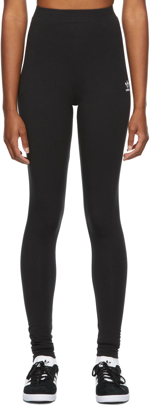 Black Loungewear Leggings