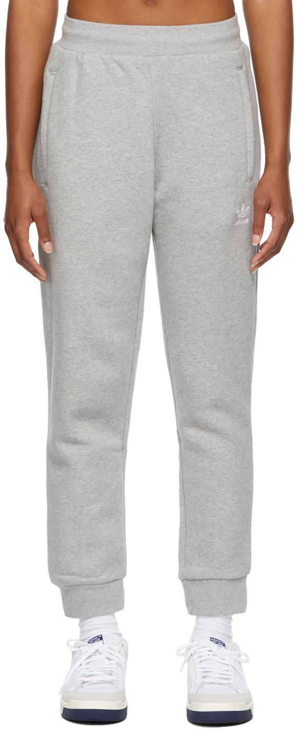 Grey Adicolor Essentials Trefoil Lounge Pants