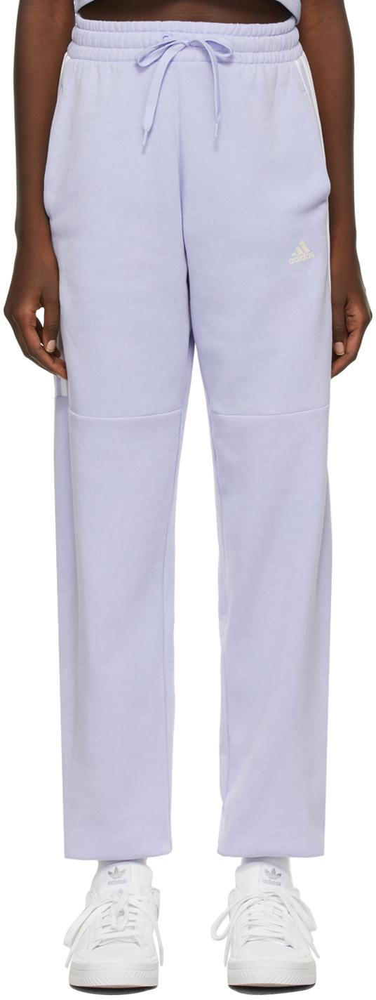 Purple Hyperglam High-Rise Lounge Pants