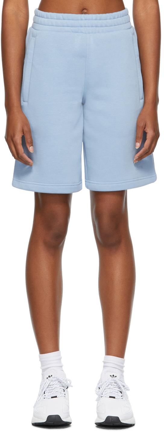 Blue Adicolor Classics MM Trefoil Shorts