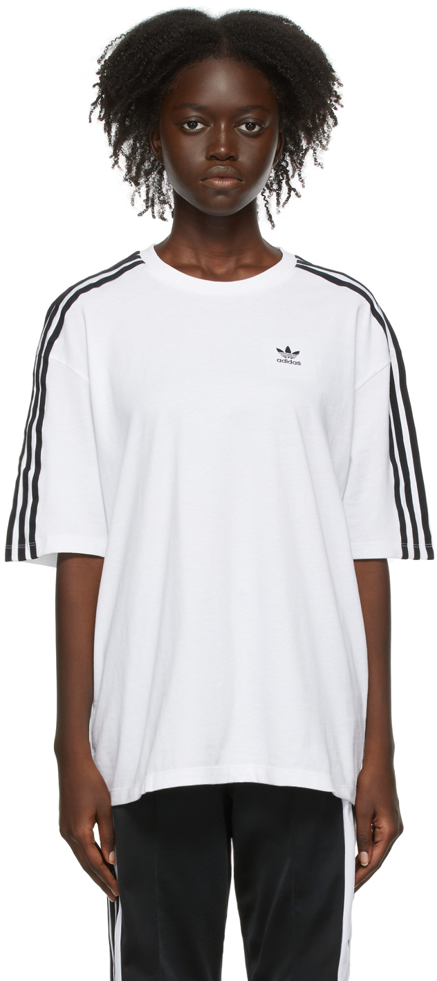 White Adicolor Classics Oversize T-Shirt