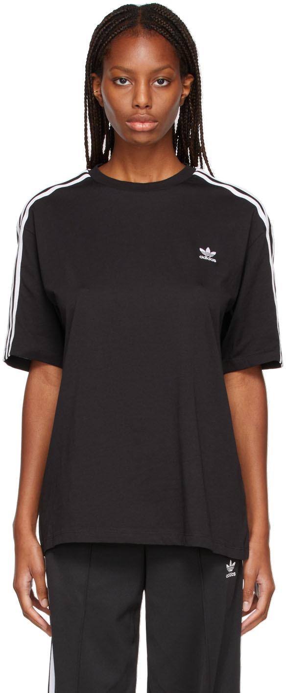 Black Adicolor Classics Oversize T-Shirt