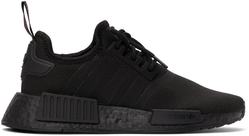 Black Primeblue NMD_R1 Sneakers