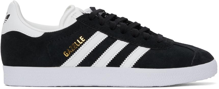 Black Gazelle Sneakers