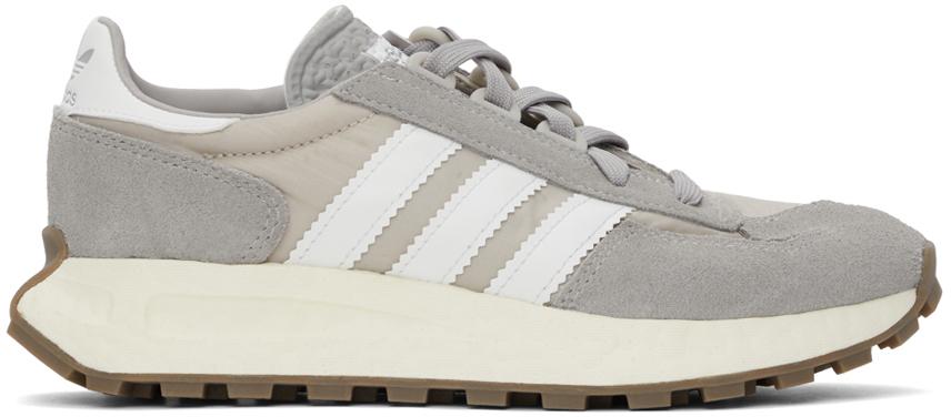 Grey Retropy E5 Sneakers
