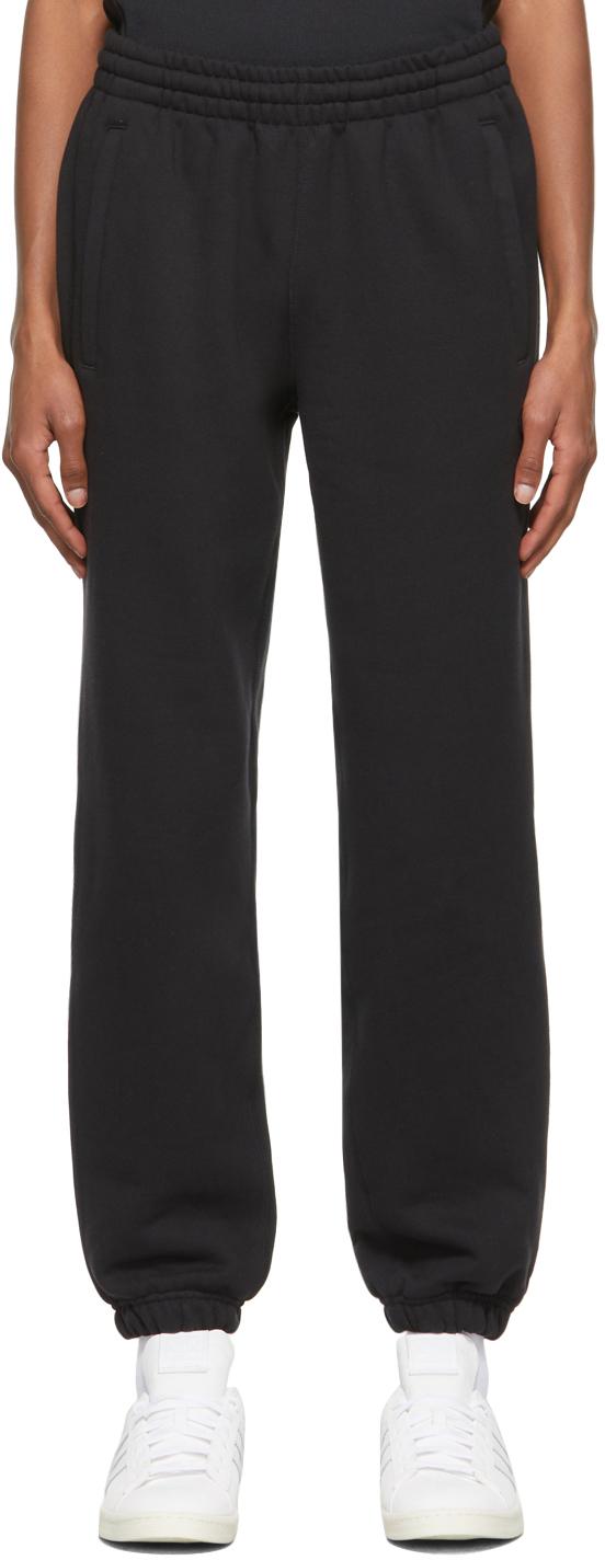 Black Adicolor Trefoil Lounge Pants