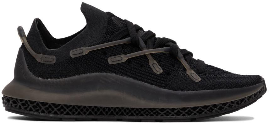 Black 4D Fusio Sneakers