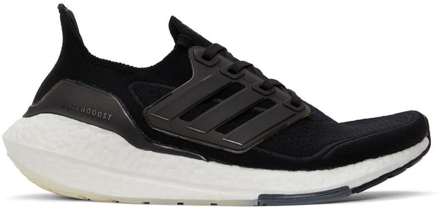 Black Ultraboost 21 Sneakers