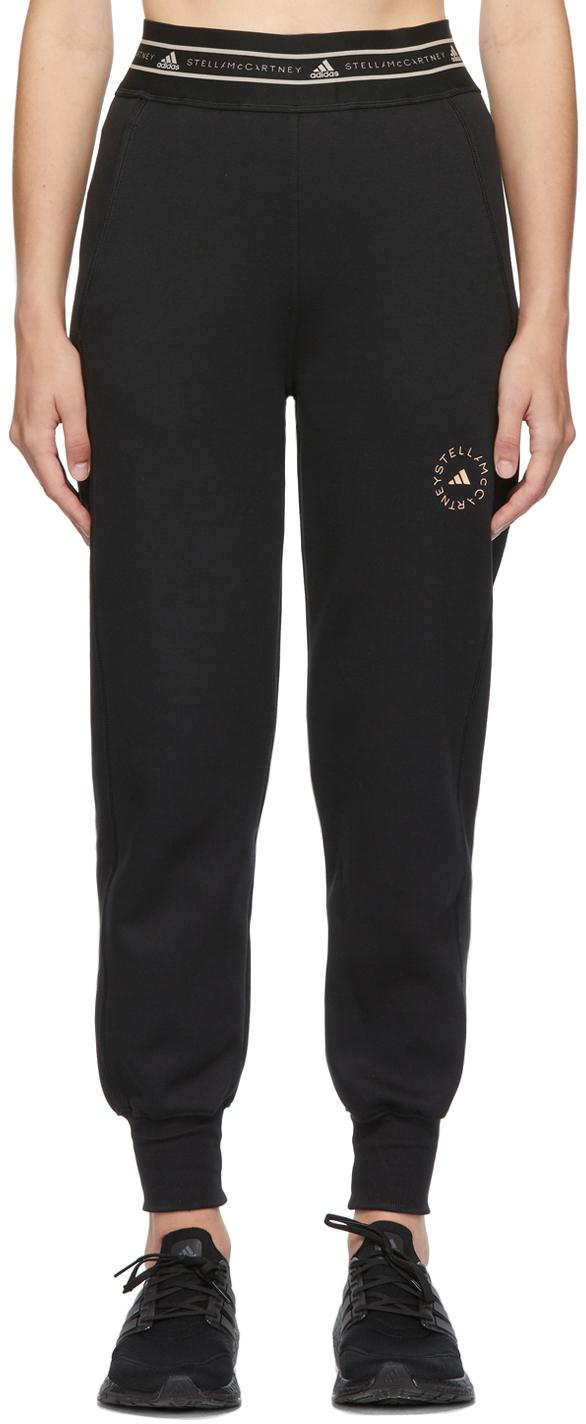 Black Logo SC Lounge Pants