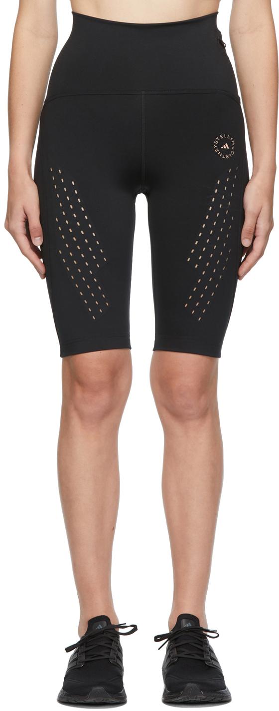 Black TruePurpose Cycling Shorts
