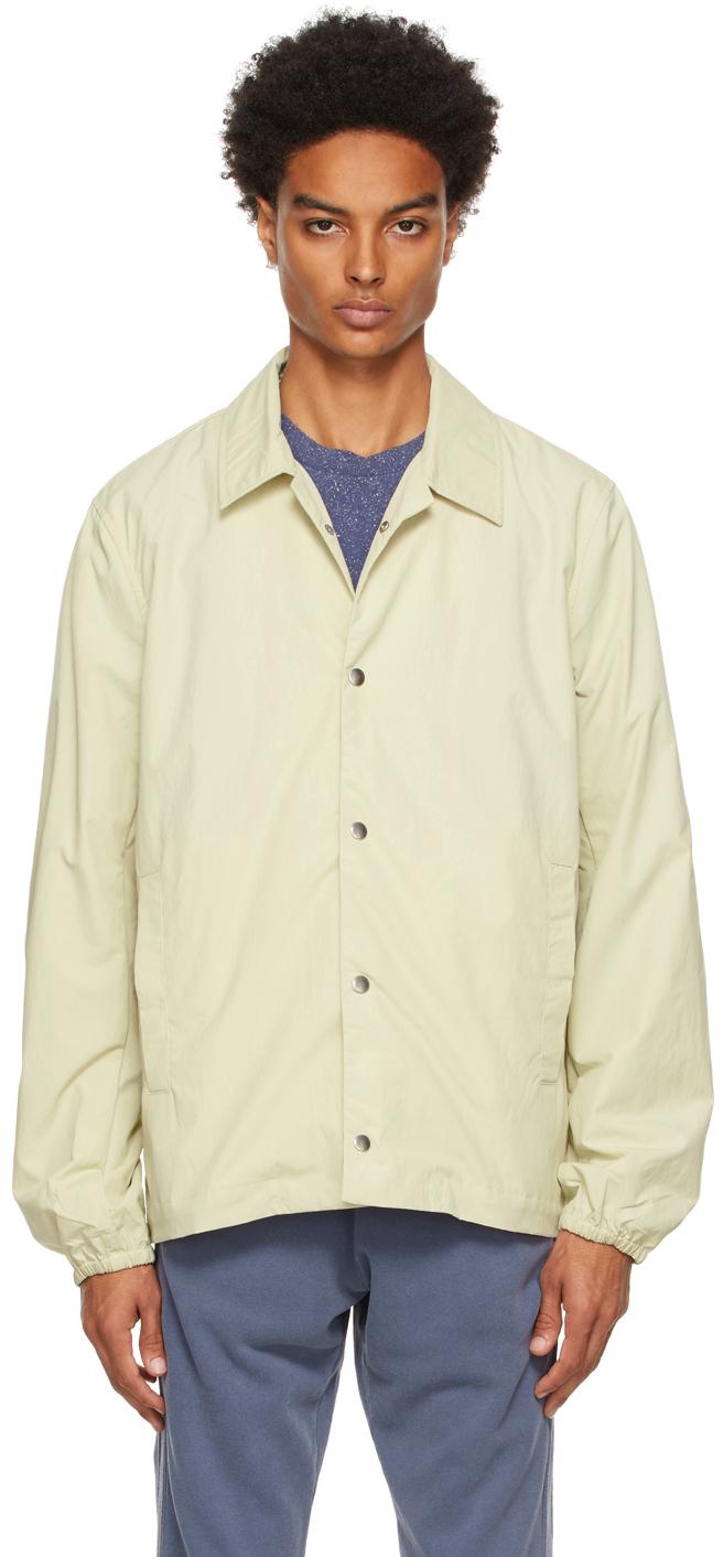 Off-White Nylon Coach's Jacket