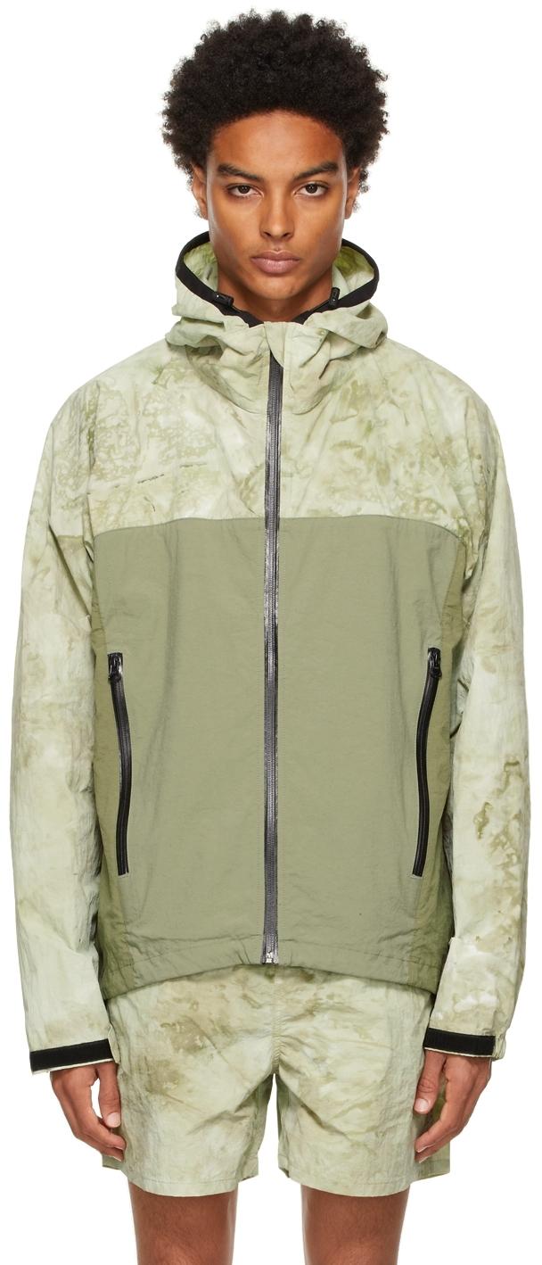 Green Trail Shell Jacket