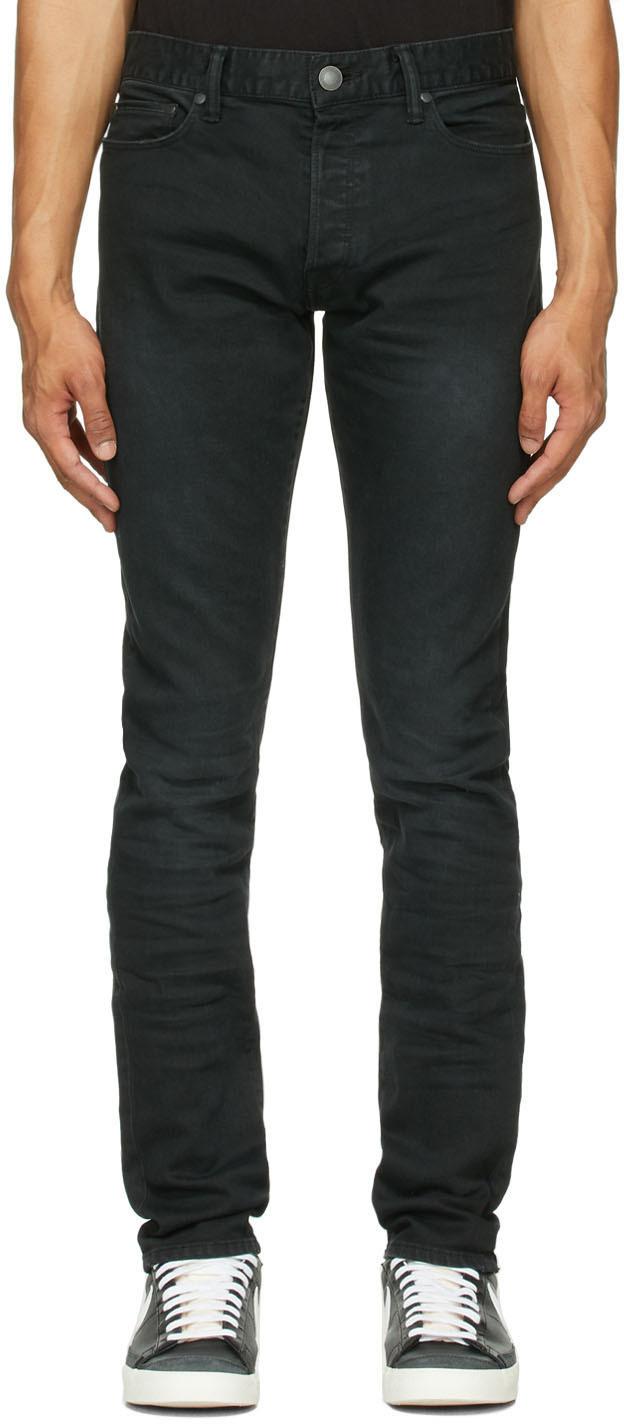 Black 'The Cast 2' Jeans