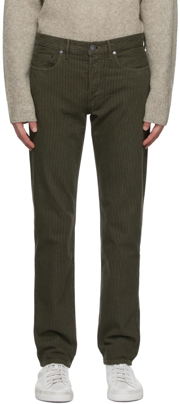 Khaki 'The Daze' Jeans