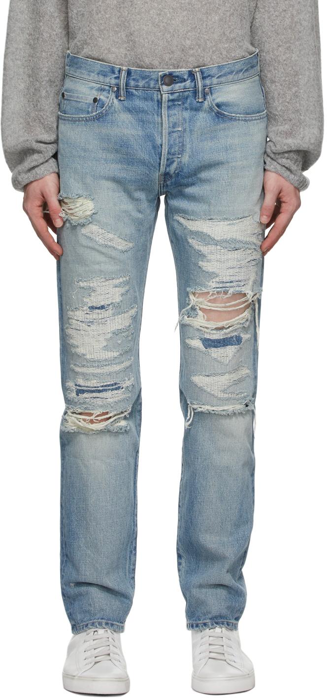 Blue 'The Daze' Jeans