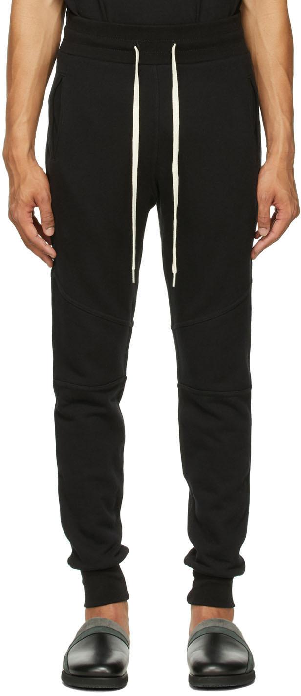 Black Escobar Lounge Pants