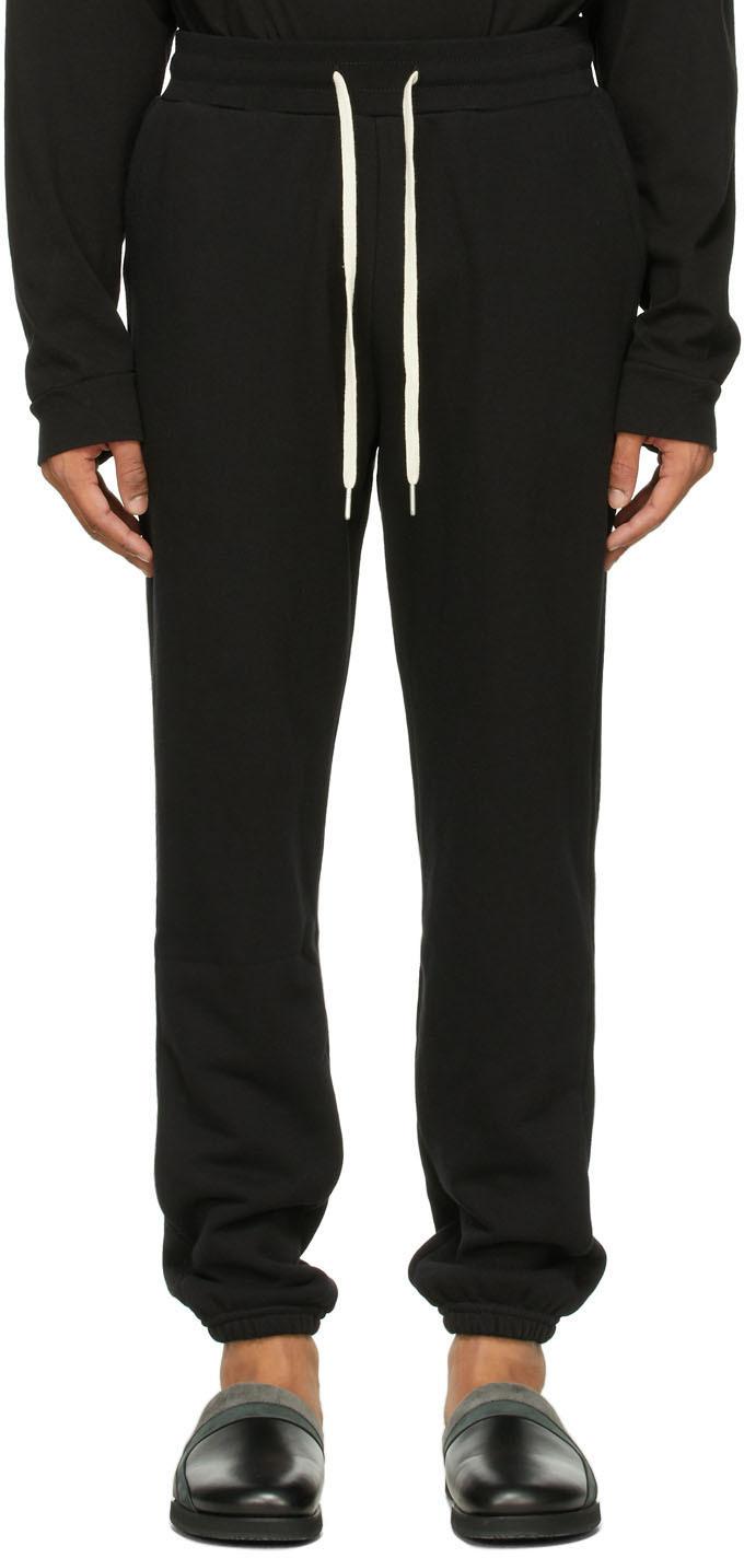 Black LA Lounge Pants