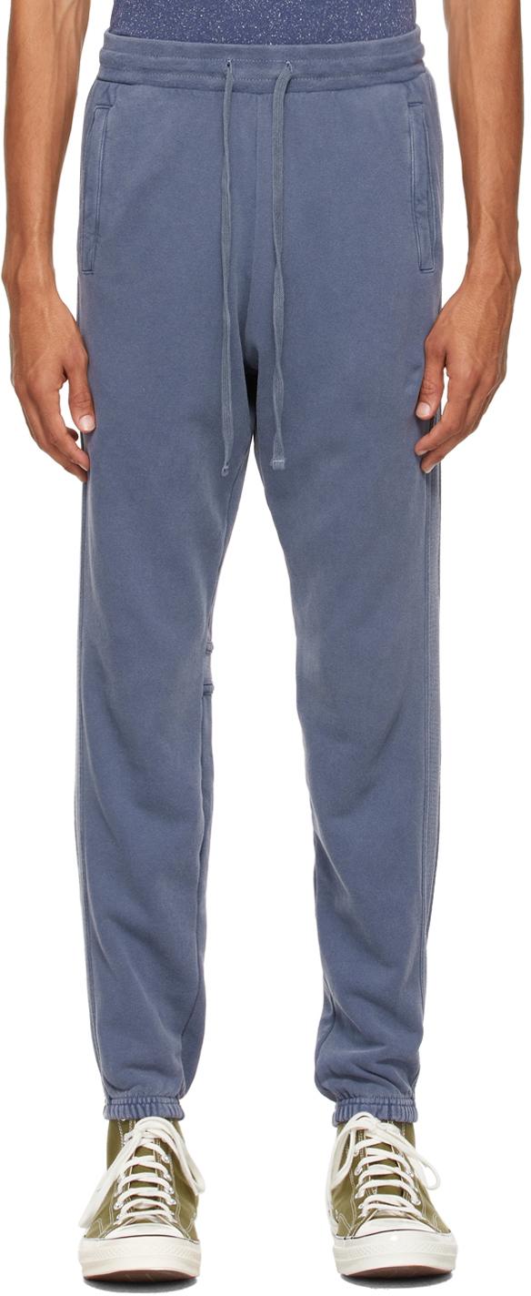 Navy Cross Thermal Lounge Pants