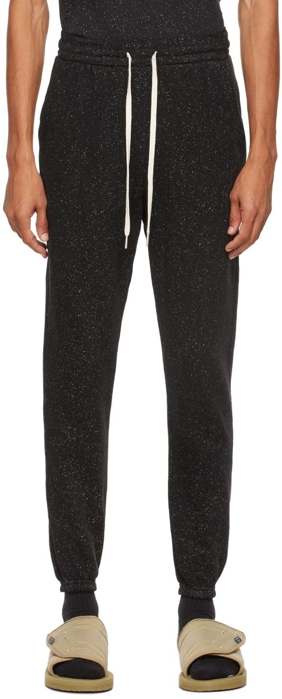 Black Salt Wash LA Lounge Pants