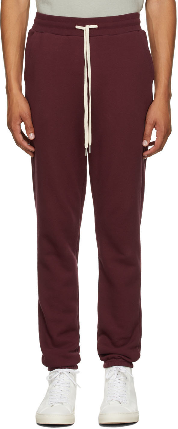 Burgundy LA Lounge Pants