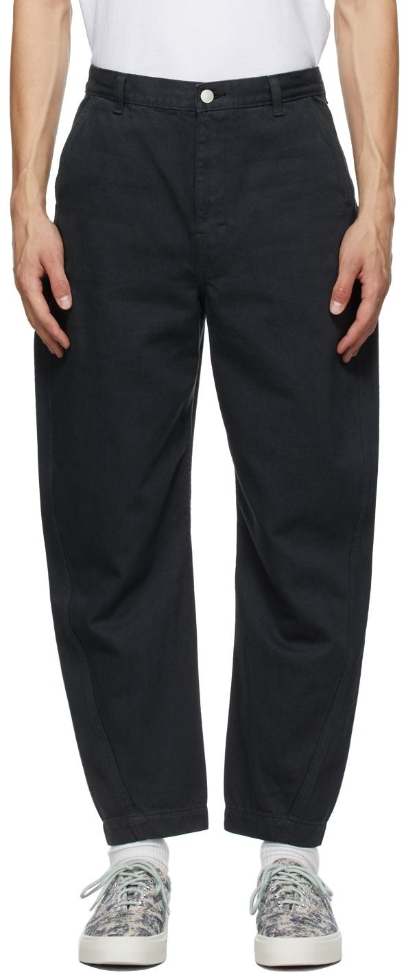 Black Sendai Trousers