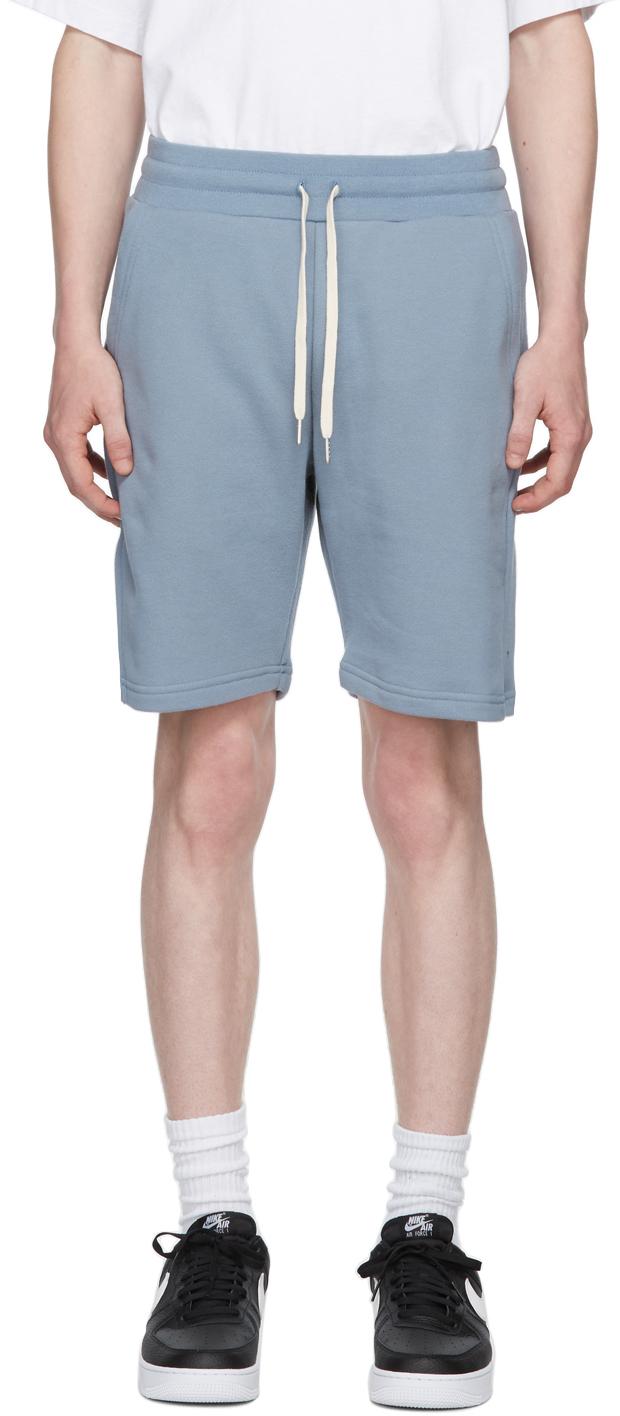 Blue Crimson Shorts