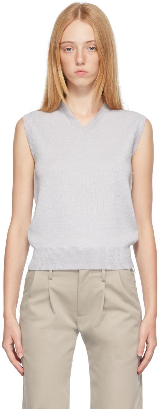 Grey Apollo Vest