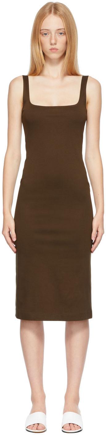 SSENSE Exclusive Brown Salma Dress